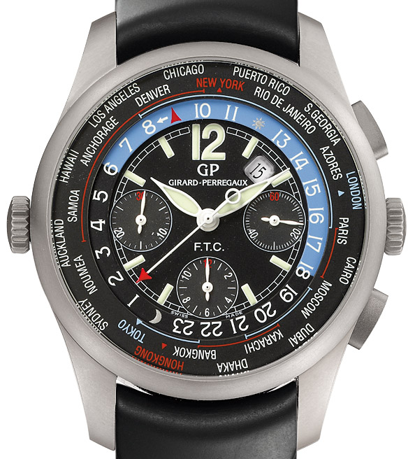 Girard-Perregaux Traveller WW.TC Chronograph Financial