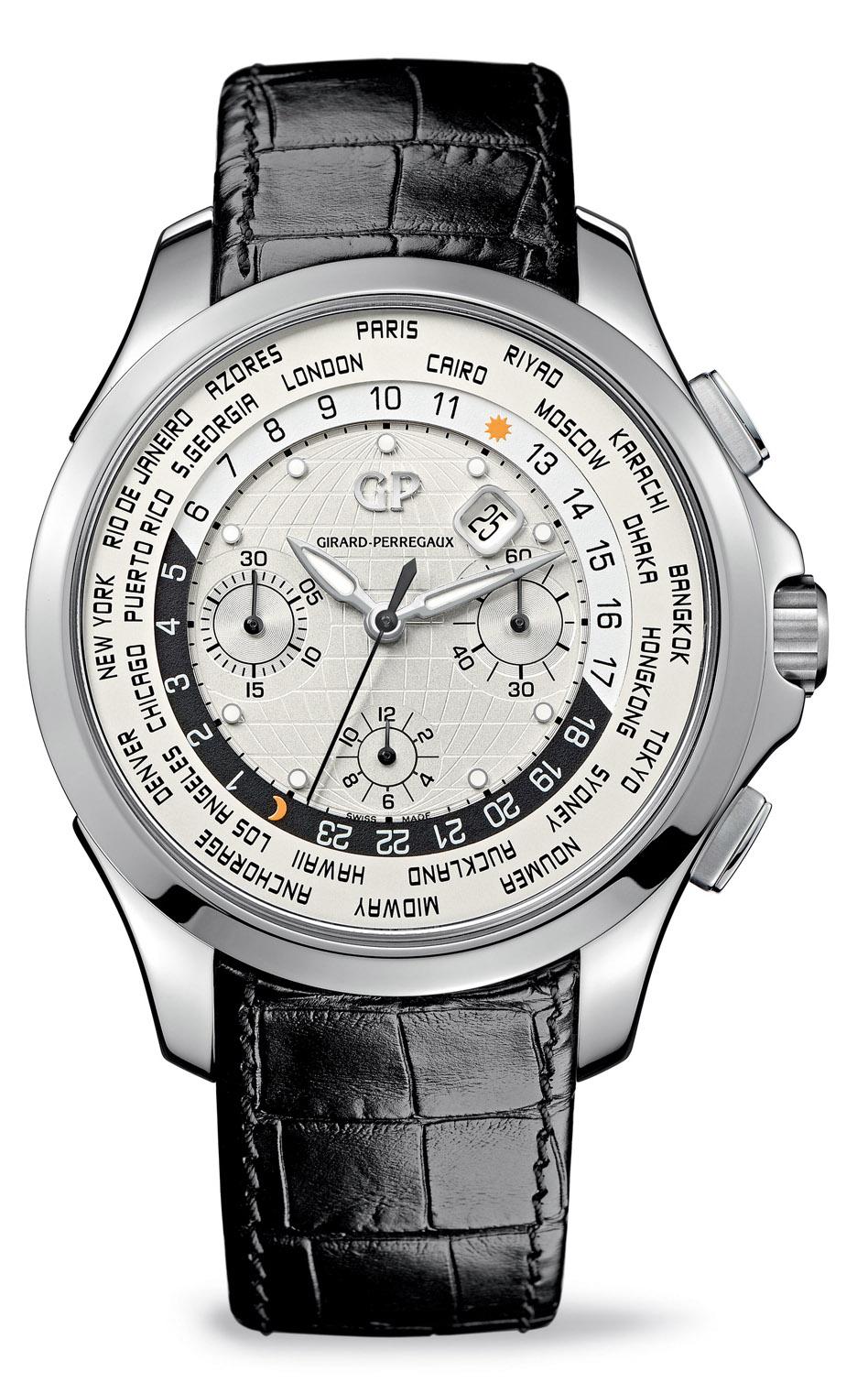 Girard-Perregaux Traveller WW.TC Chronograph