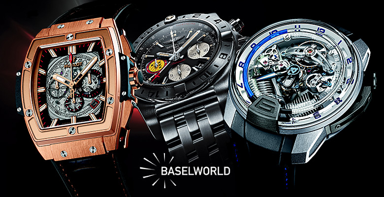 Hot News from Baselworld
