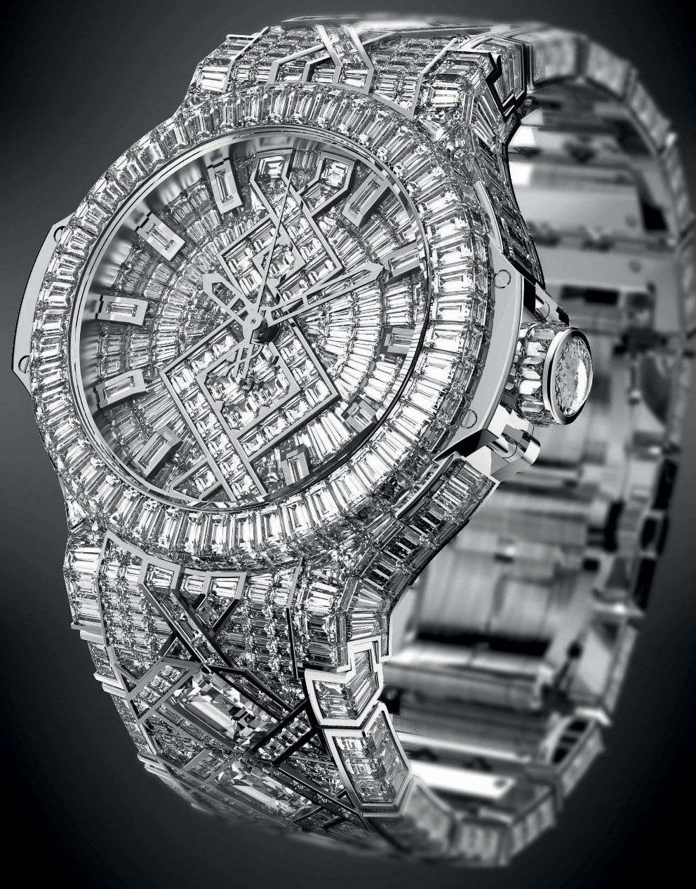 The Hublot 5 Million Dollar Big Bang