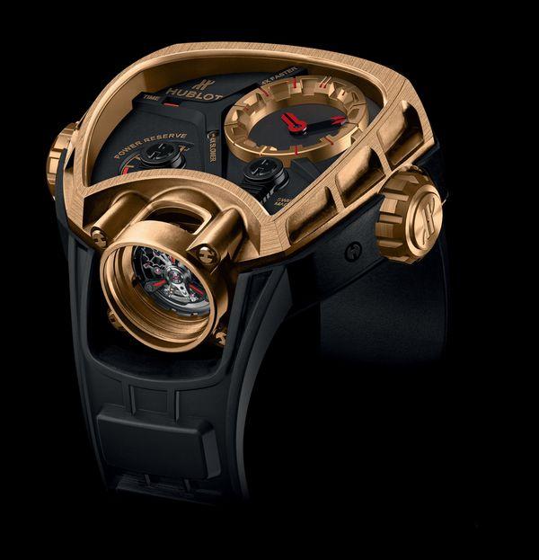 Hublot MP-02 Key of Time - King Gold