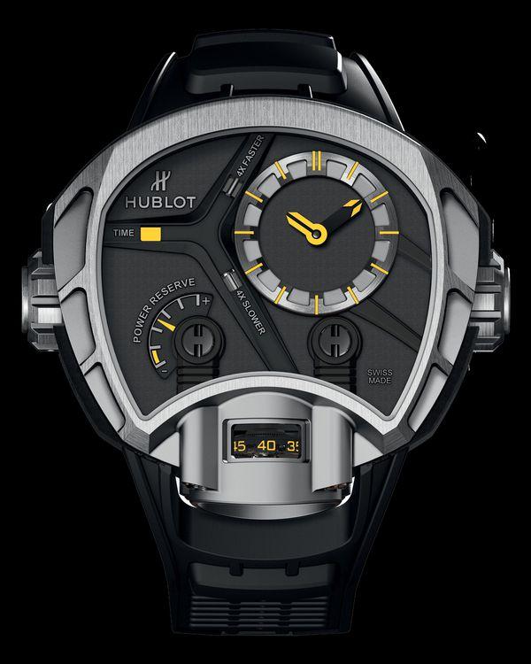 Hublot MP-02 Key of Time - Titanium