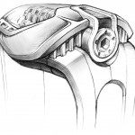 Hublot MP-05 LaFerrari Sketch