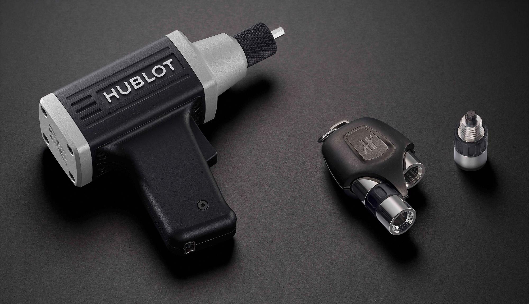 Hublot MP-05 LaFerrari Power Tool