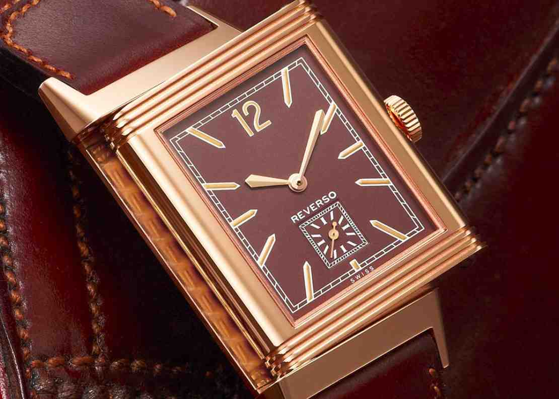 Jaeger-LeCoultre Grande Reverso Ultra Thin 1931 - Dial
