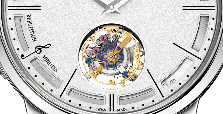 Jaeger-LeCoultre Master Ultra-Thin Minute Repeater Flying Tourbillon