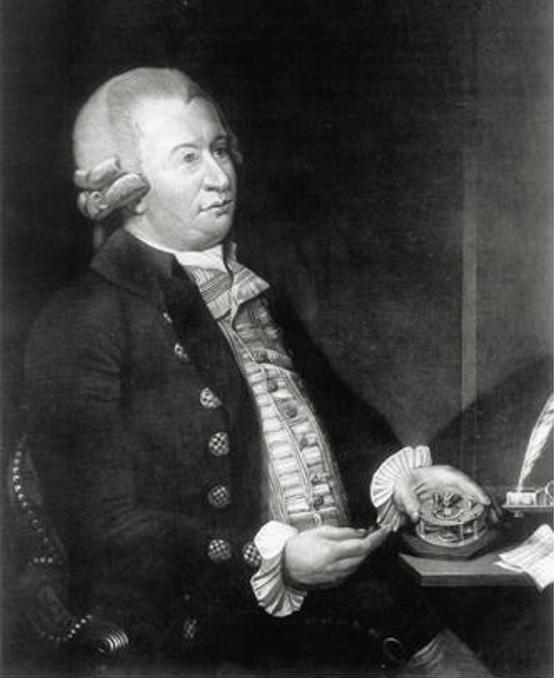 John Arnold - Watchmaker
