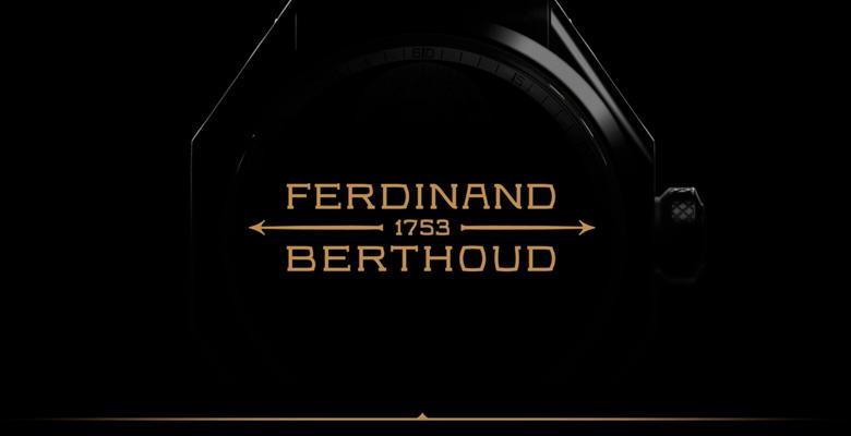 Chopard Group revives a brand: La Chronométrie Ferdinand Berthoud