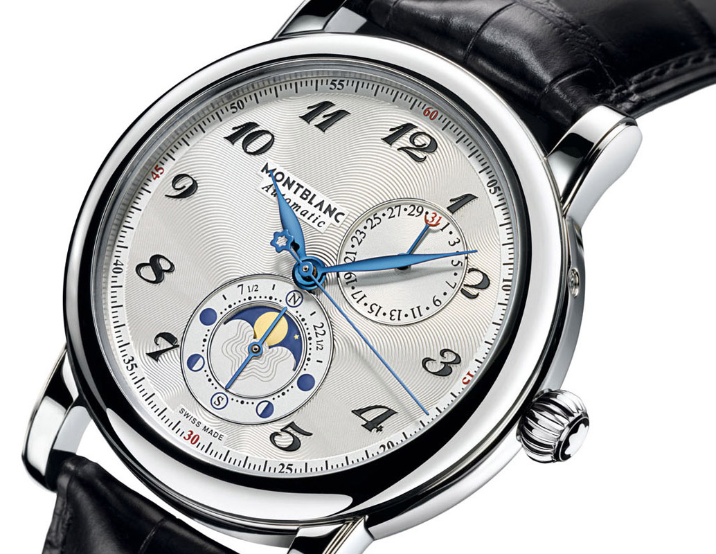 Montblanc Star Twin Moonphase - Case