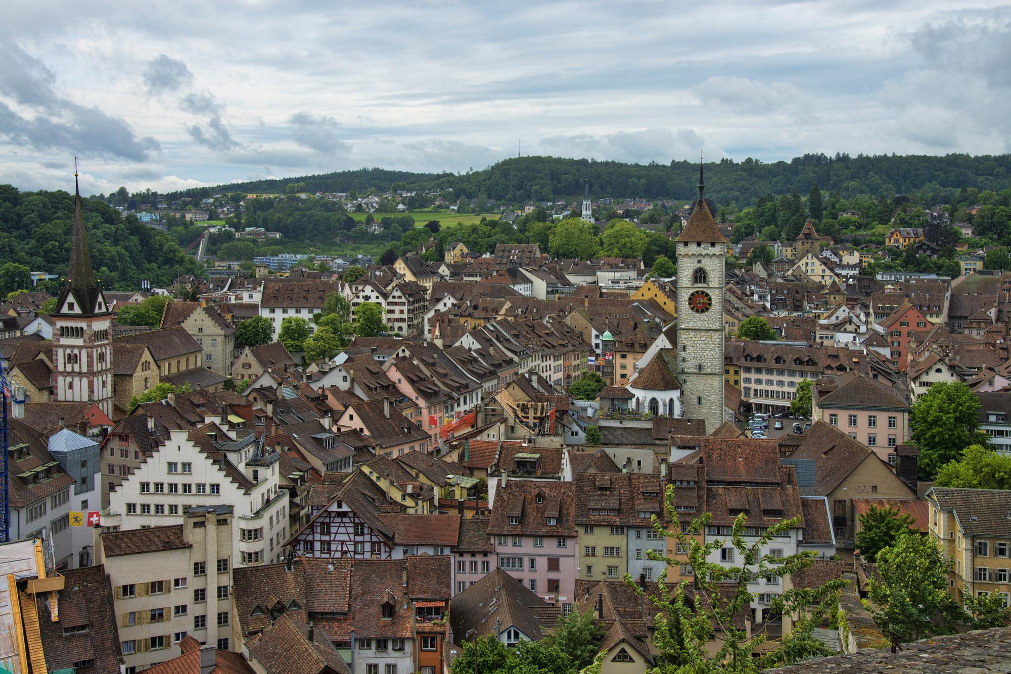 Schaffhausen City (Switzerland)
