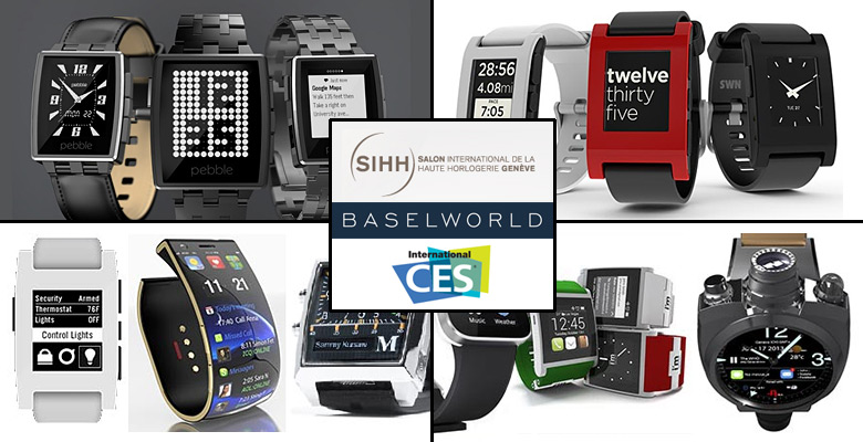 From SIHH to BaselWorld: Not-So-Smart Watches