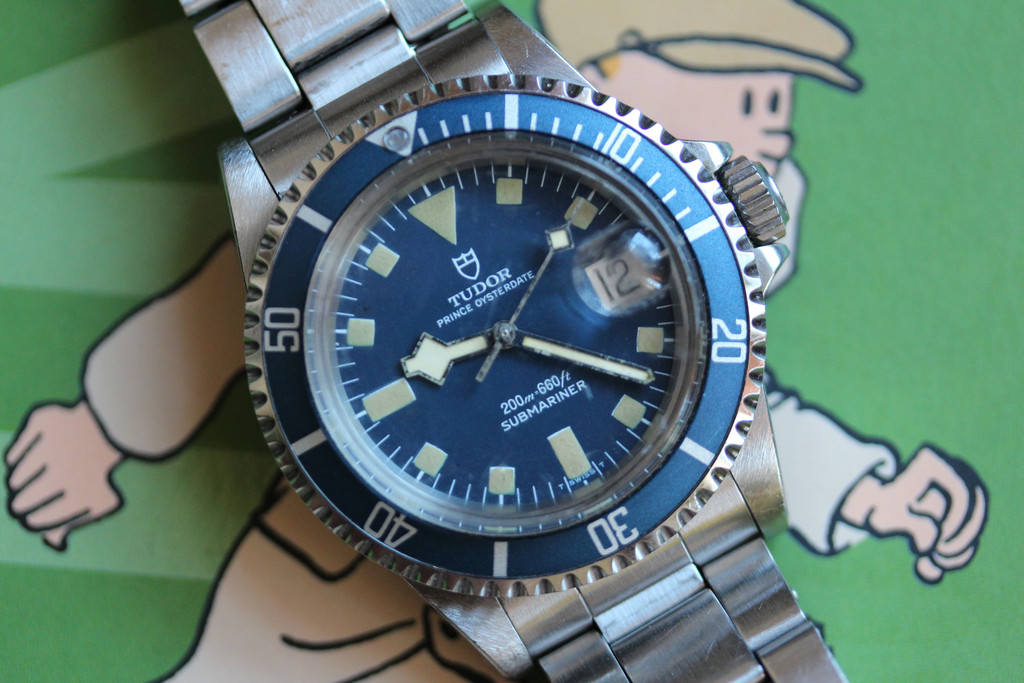 Tudor Submariner Snowflake (Ref. 9411/0)