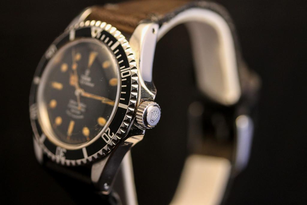 Tudor Submariner - Rolex Crown