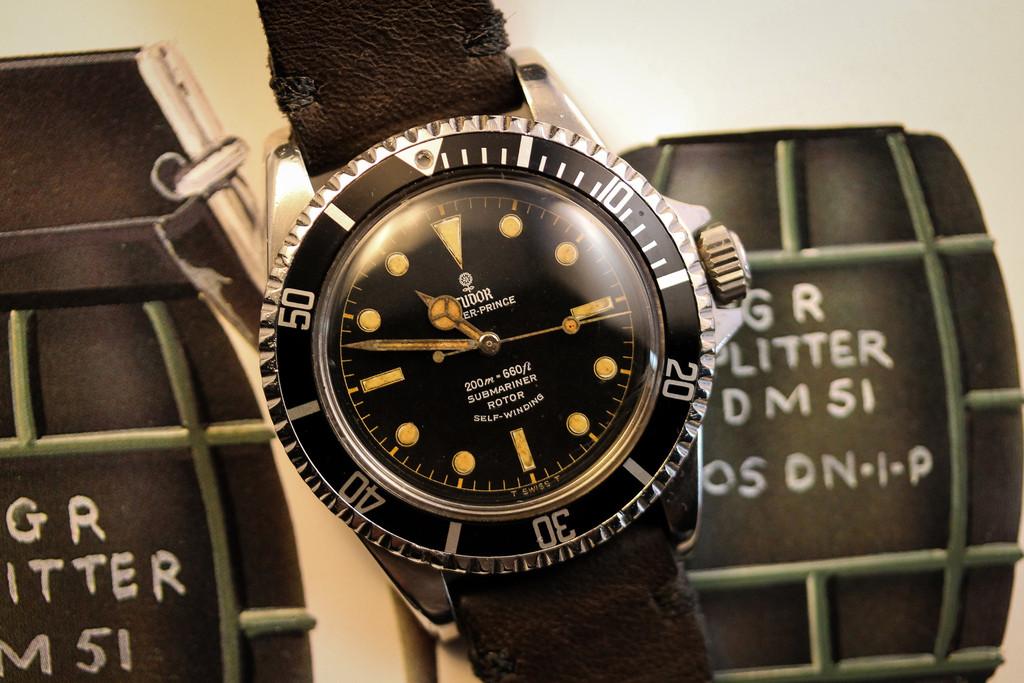 """Tudor Submariner """"Rose"""" (Ref. 7928)"""