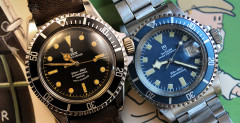 Tudor Submariner: the Rolex alternative