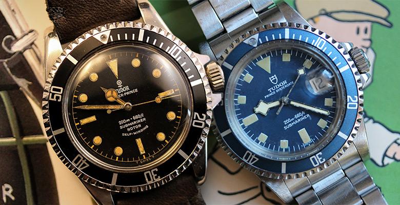 Tudor Submariner: the Rolex alternative
