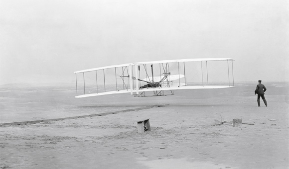 Wright Brother - Flying Machine