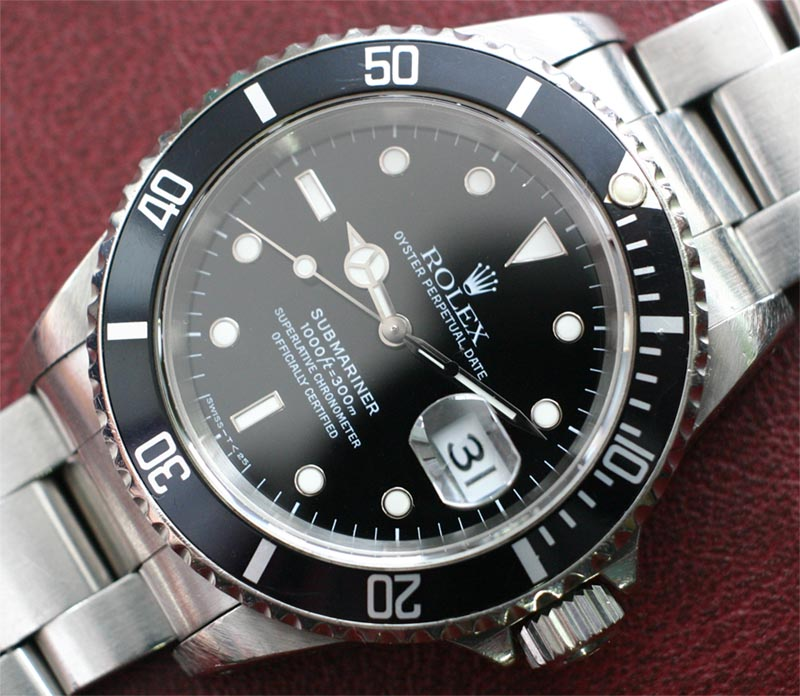 date your rolex