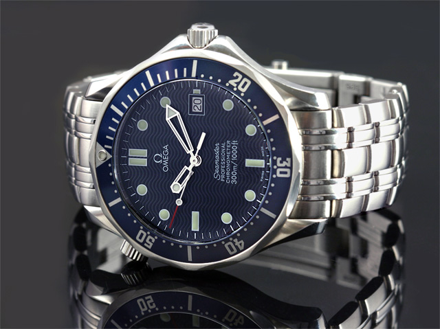 Baselworld 2018 - The new Omega Seamaster Diver 300M ...