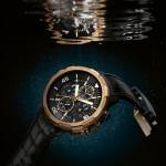 IWC Aquatimer Perpetual Calendar Digital Date Month
