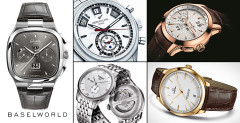 Baselworld 2014 - 5 Wonders of Hall 1.0