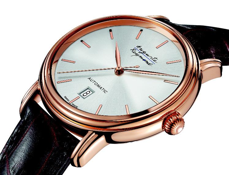 Baselworld 2014 - Auguste Reymond Elégance Watch