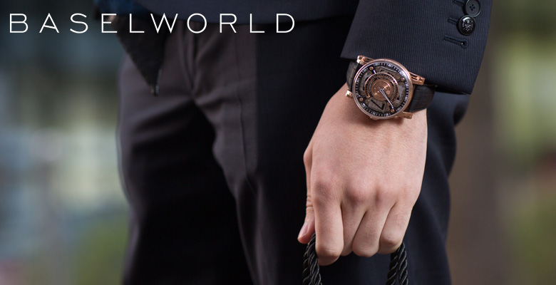 Baselworld 2014 Second Day Report by Mr Osipov