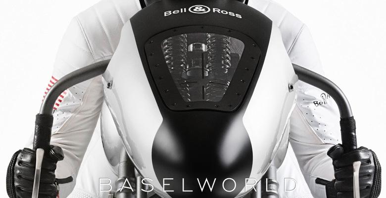 Bell & Ross B Rocket Teaser Pre-Baselworld