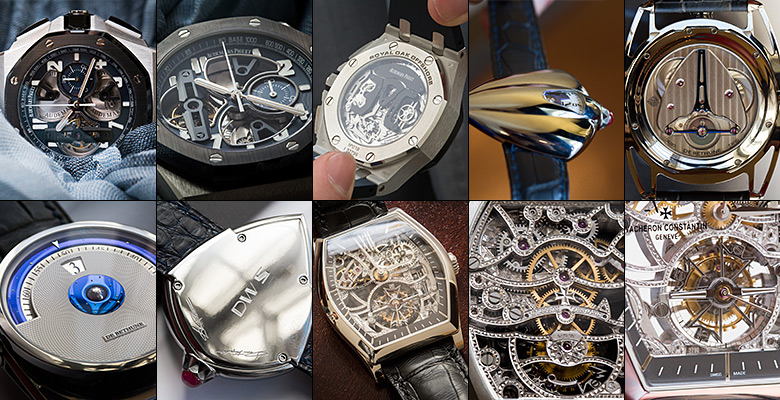 Eduard Osipov's Top Picks from SIHH 2014