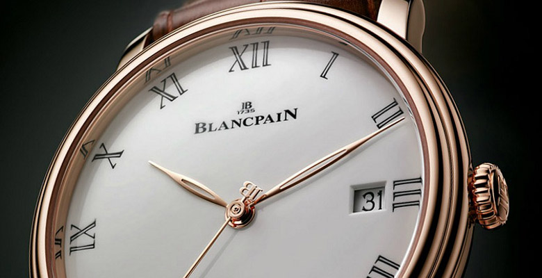 Blancpain Villeret 2014 Watch - Enamel Dial And 8 Days Of Power