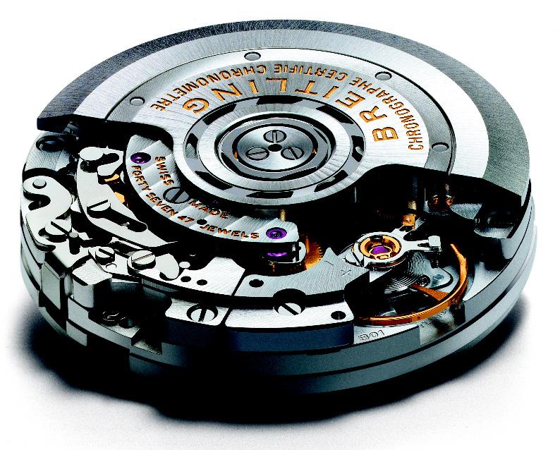 Breitling Calibre 01