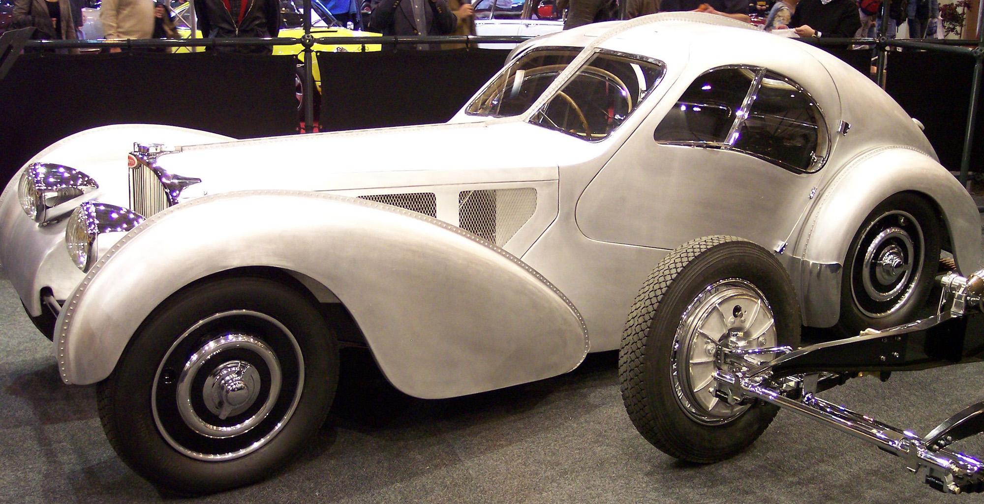 Bugatti T57 Aerolithe