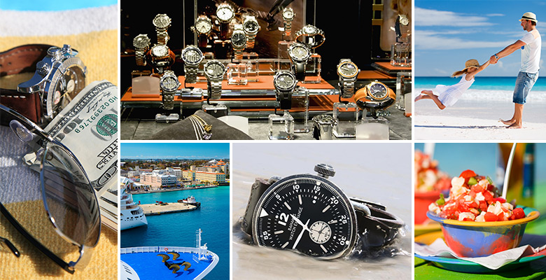 Pay For Your Vacation By Purchasing Your Next Timepiece In The Bahamas
