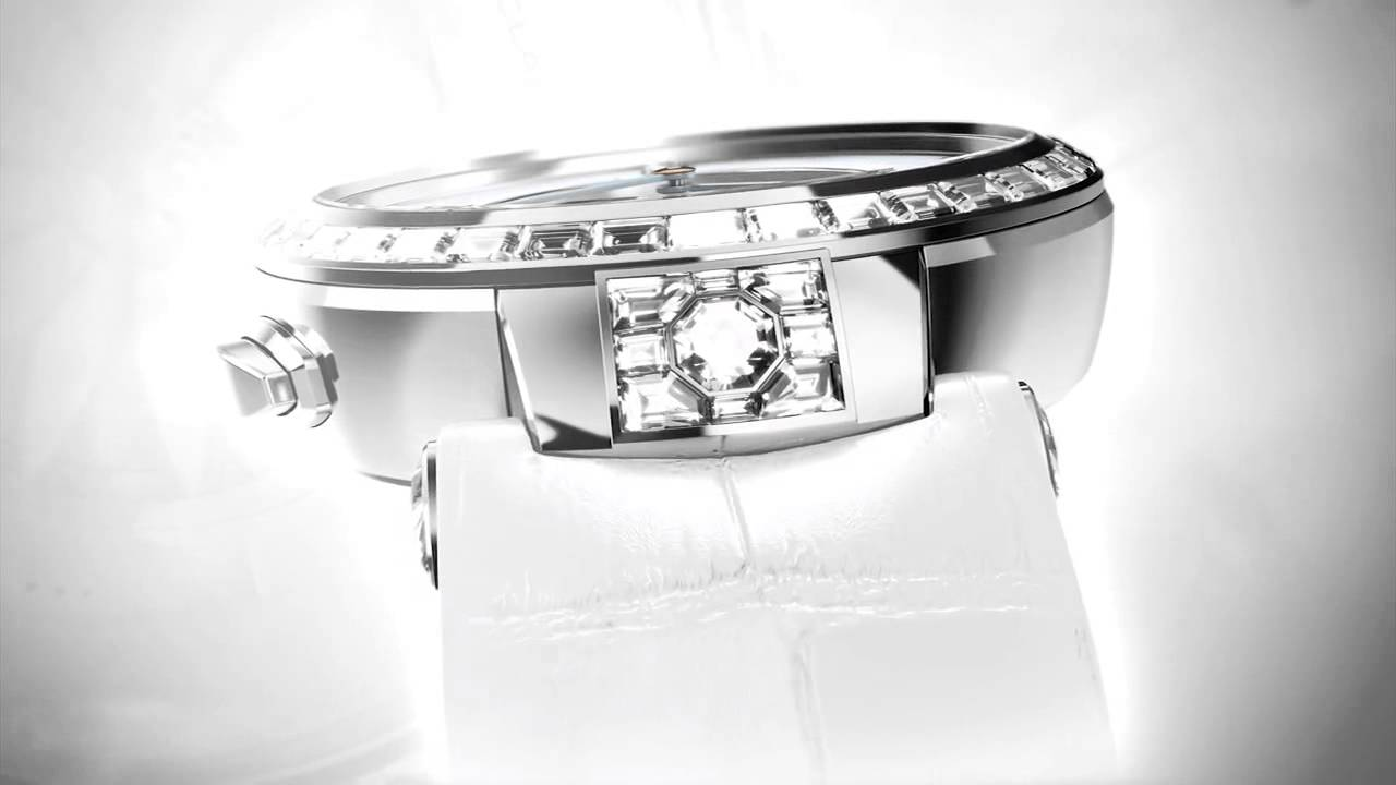 Christophe Claret Margot - Diamond Set Case