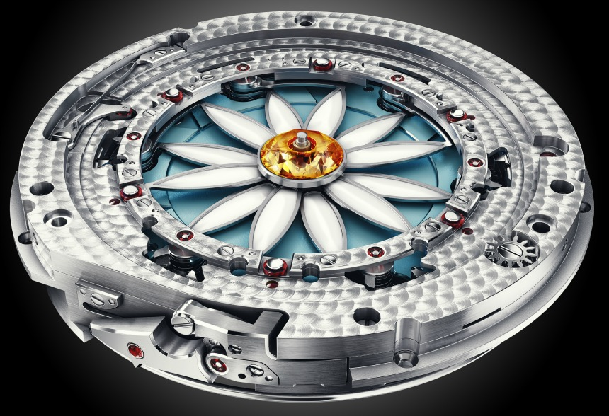 Christophe Claret Margot - Movement