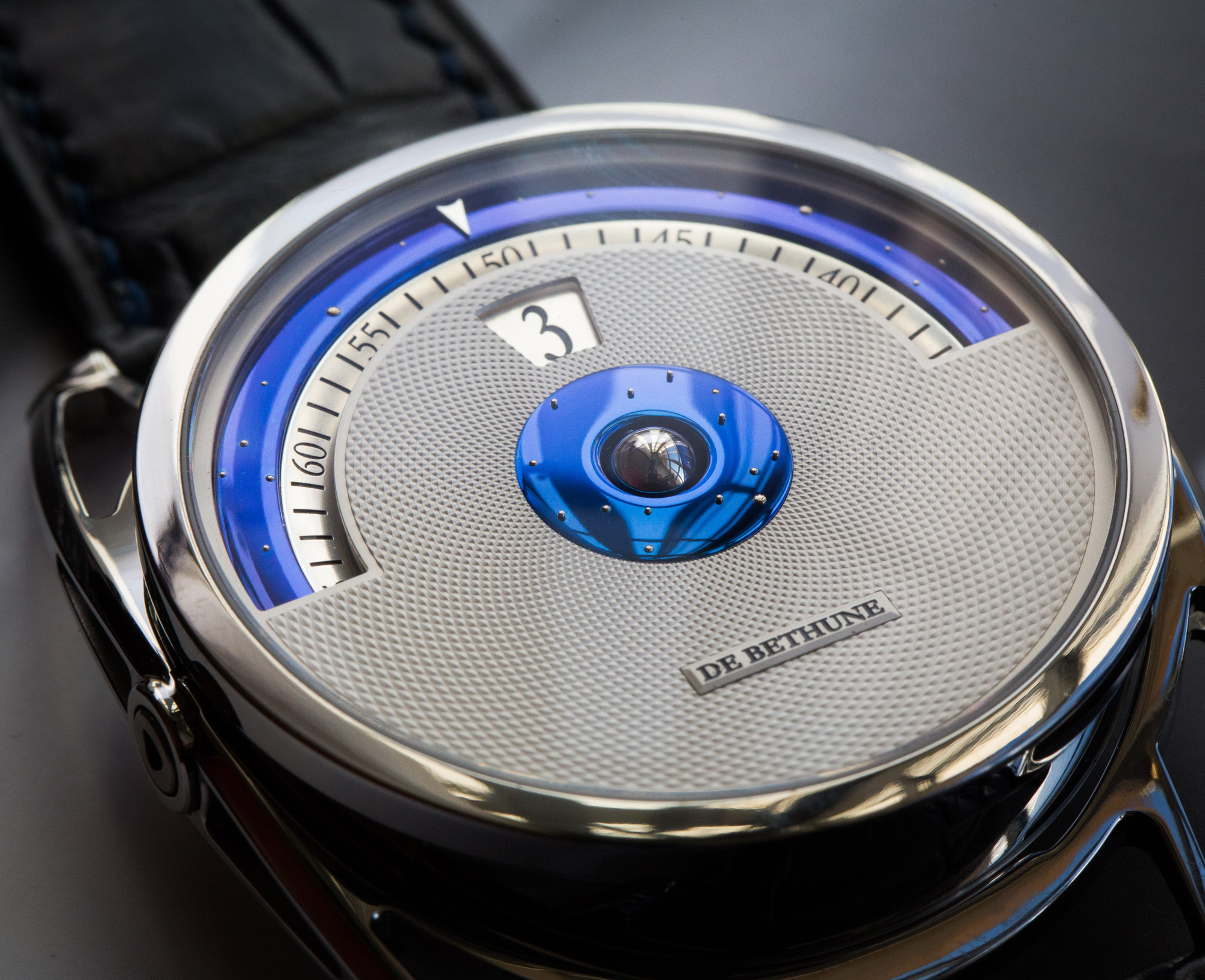 De Bethune DB28 Digital