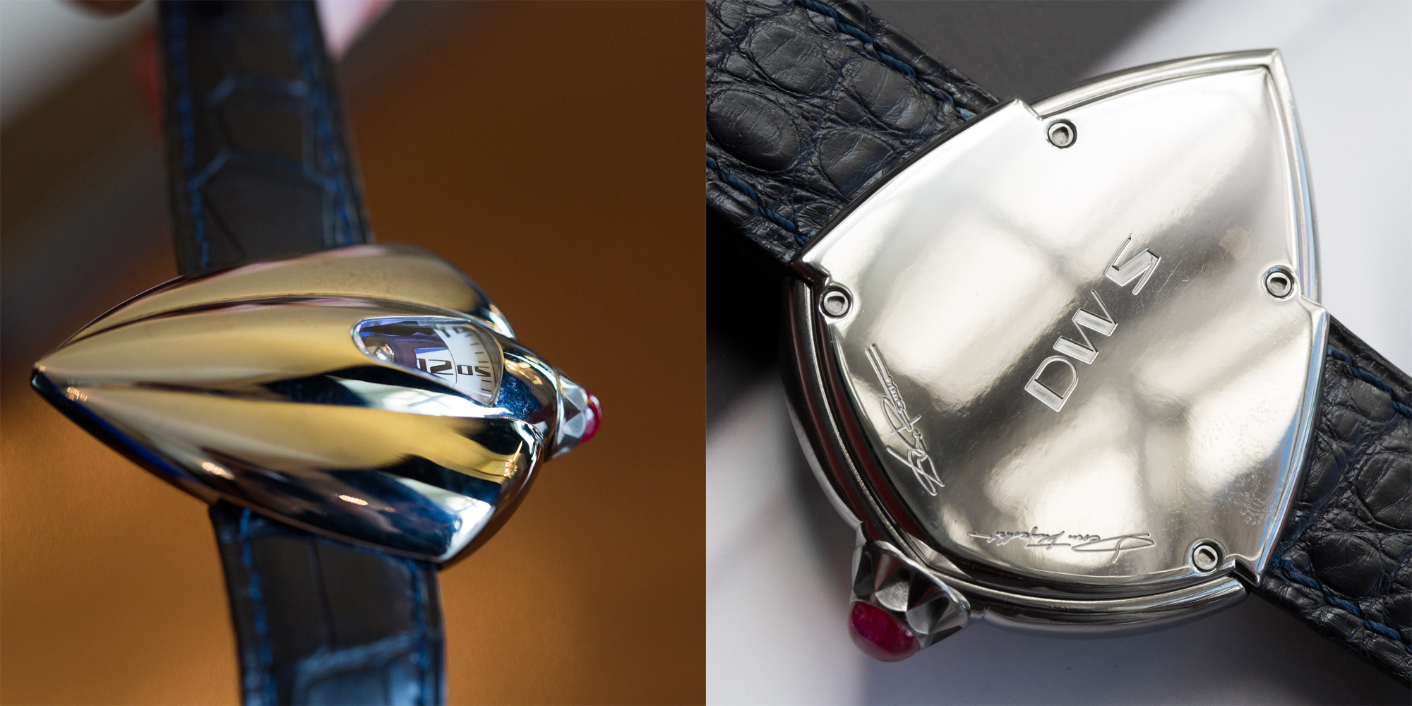 De Bethune Dream Watch 5 (DW5)