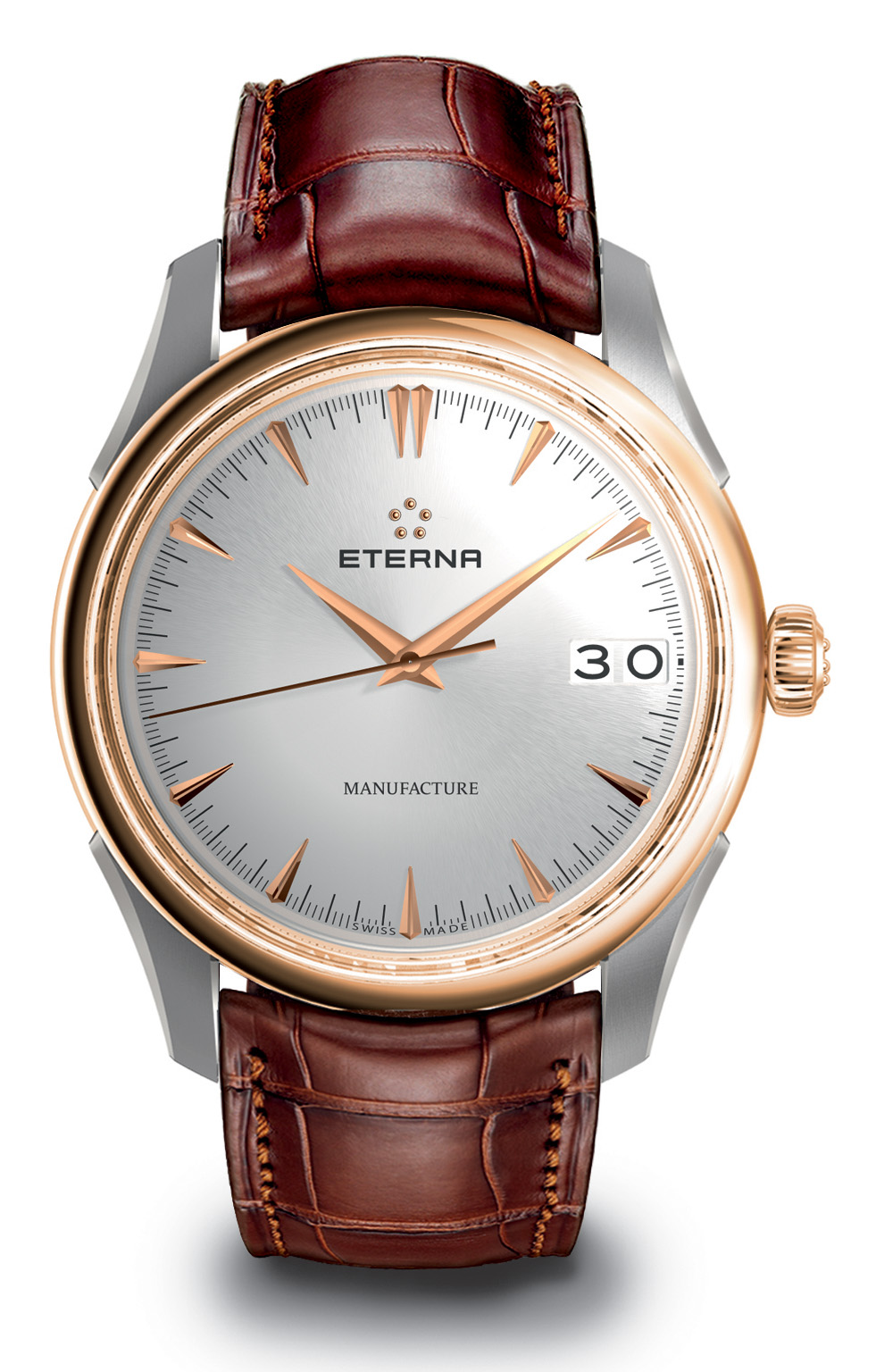 Eterna 1948 Watch - Baselworld 2014