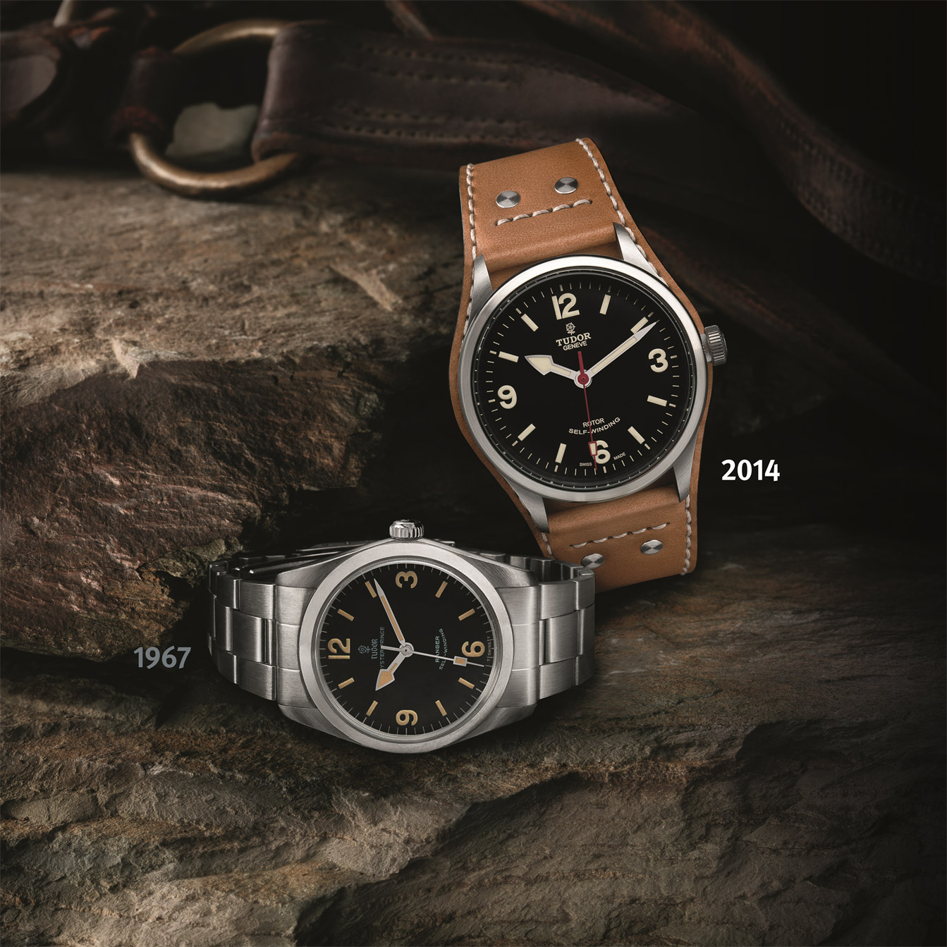 Evolution of the Tudor Heritage Ranger