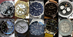 Five Famous watches and their Homage alternatives...