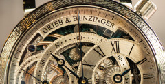 Grieb & Benzinger Blue Sensation Hands On