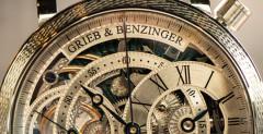 Grieb & Benzinger Blue Sensation Hands On