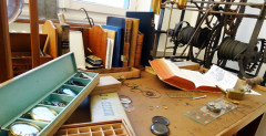 H. Moser & Cie Factory Visit, and some Brand History...