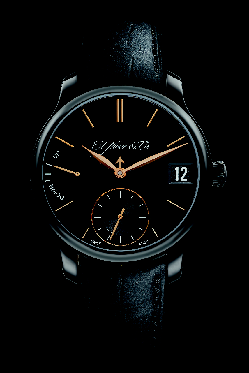 H. Moser & Cie QP Black Edition
