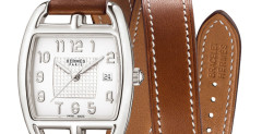 Hermès : the great return of Silver watches