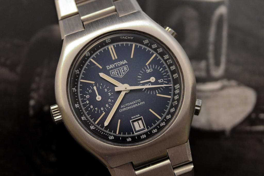 Heuer Daytona Chronograph
