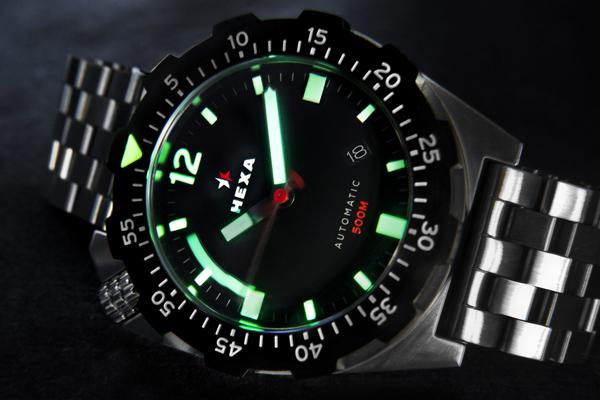 Hexa K500 Lum