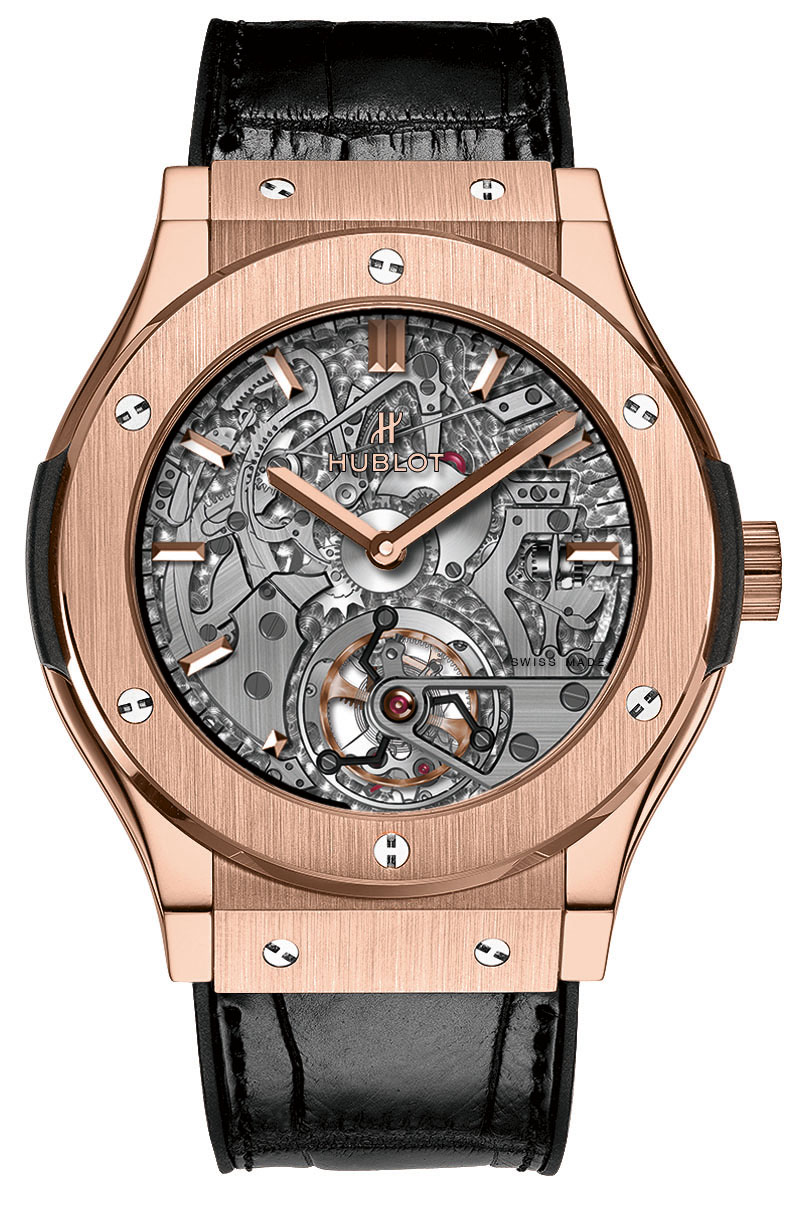 Hublot Classic Fusion Tourbillon Minute Repeater
