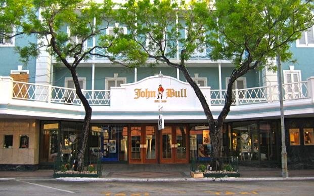 John Bull Flagship Store On Bay Street (Nassau, Bahamas)