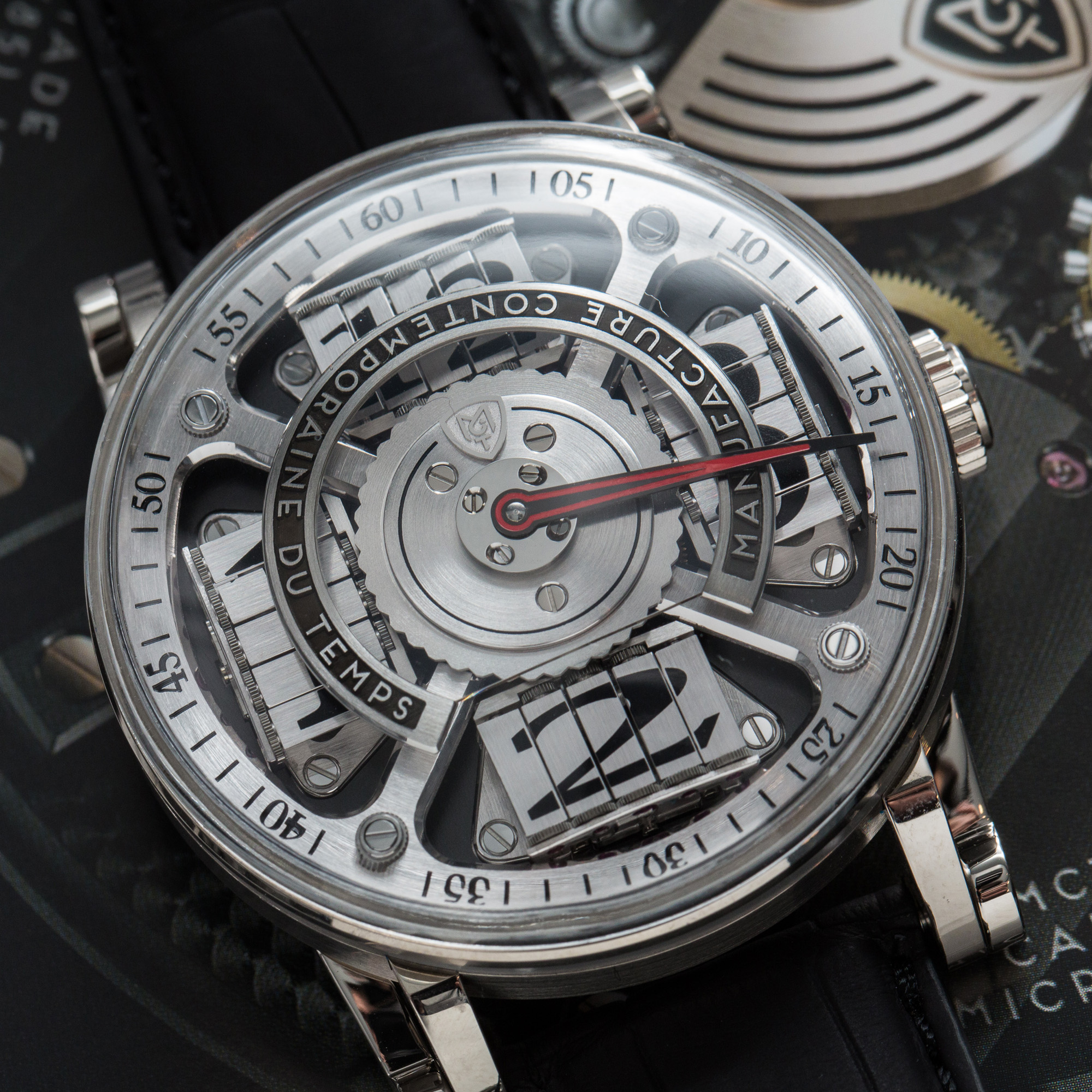 MCT S200 Watch